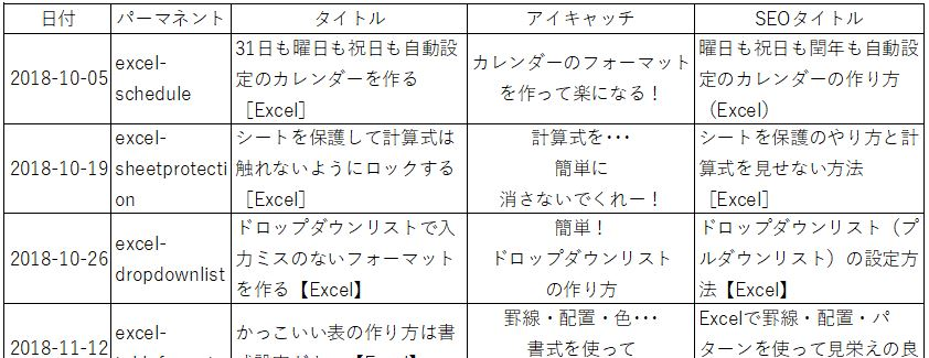 Excel_印刷1枚目