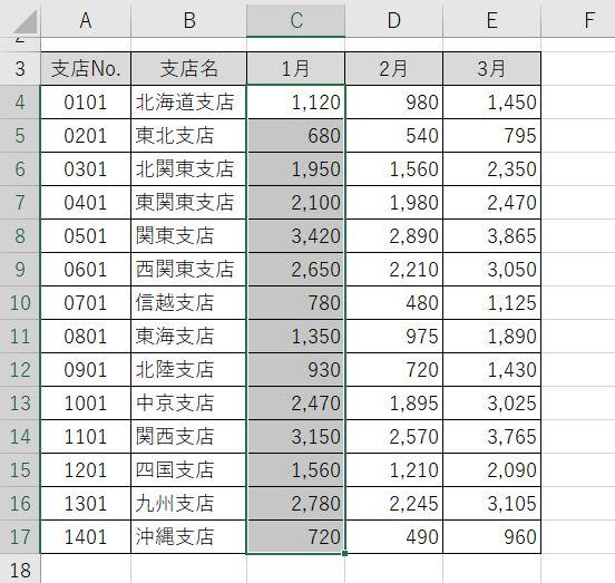 Excel_ctrlshift矢印2