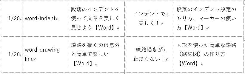 Word_表2枚目